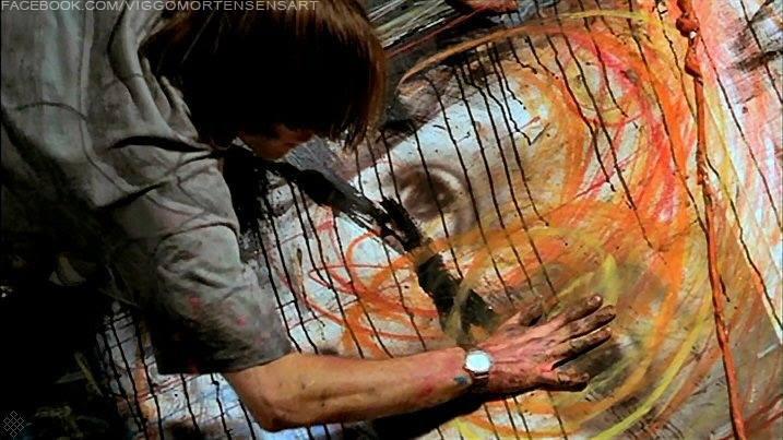 Viggo Mortensen: Actor, Painter, Renaissance Man
